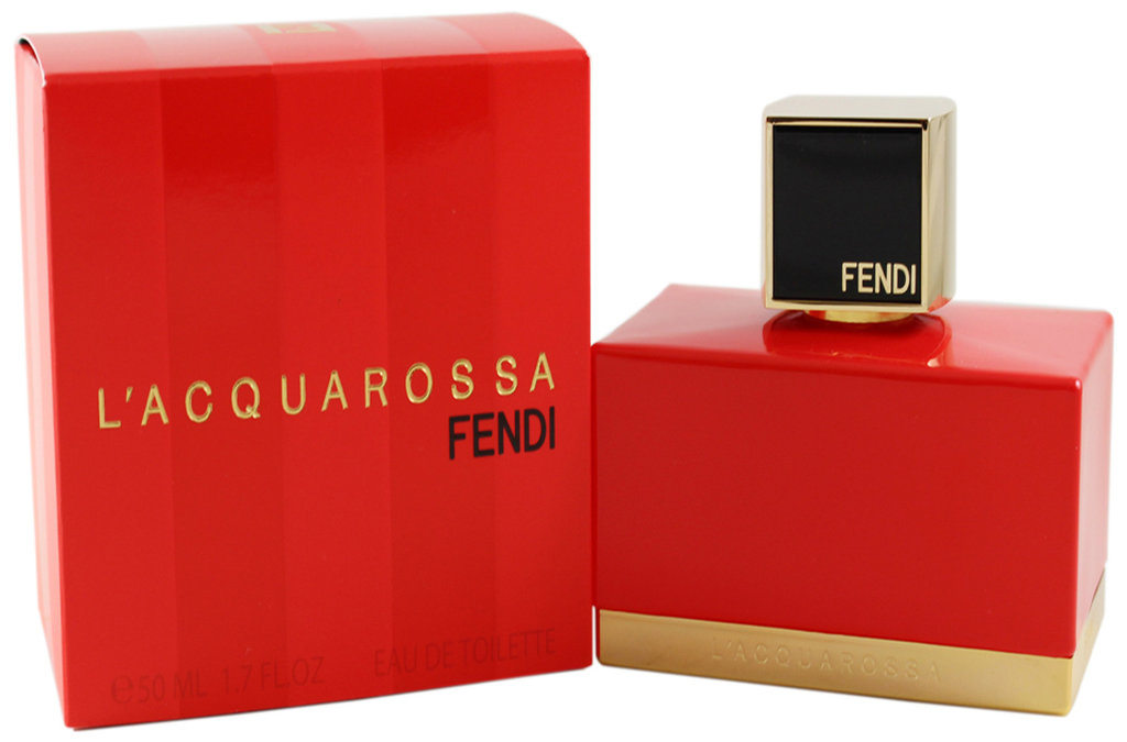 """Для женщин: Fendi L""""Acquarossa Туалетная вода жен 50ml в Элит-парфюм"""