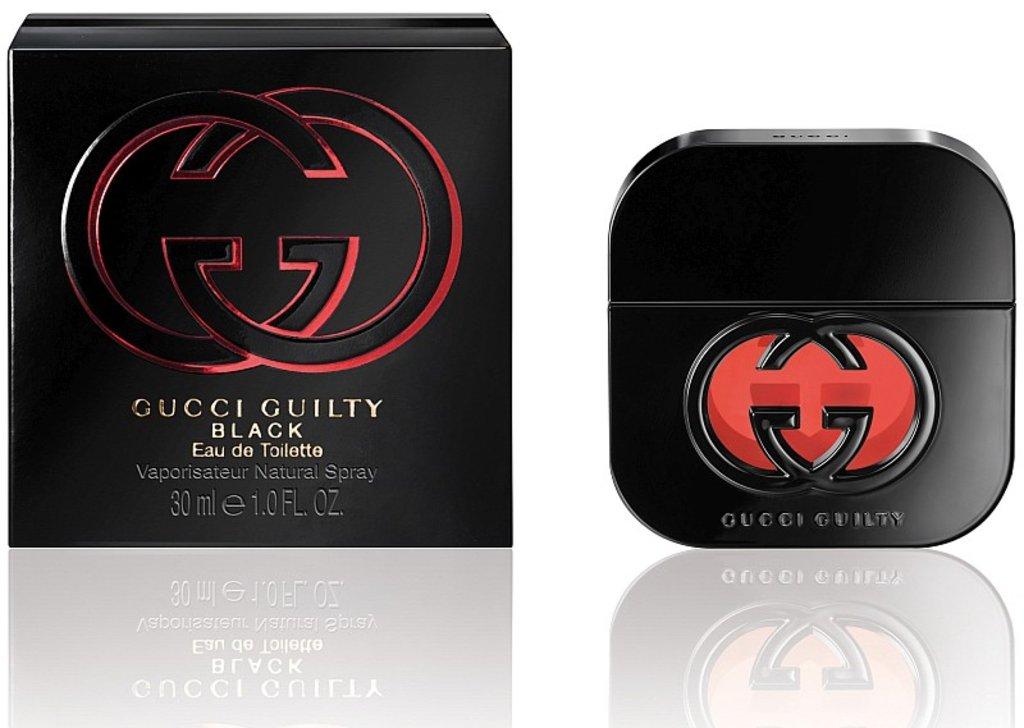 Gucci: Туалетная вода Gucci Guilty Black edt ж 30 ml в Элит-парфюм