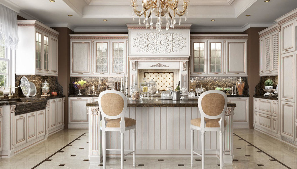 Кухни: Кухня Мария в Модный интерьер