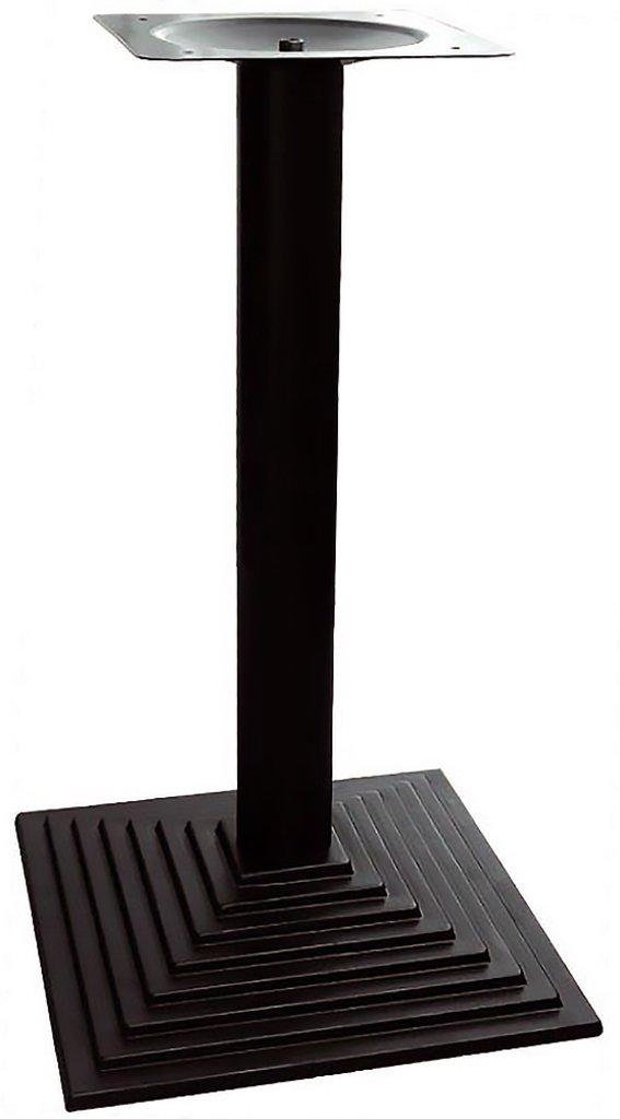Подстолья для столов.: Подстолье 1007ЕМ (чёрный) в АРТ-МЕБЕЛЬ НН