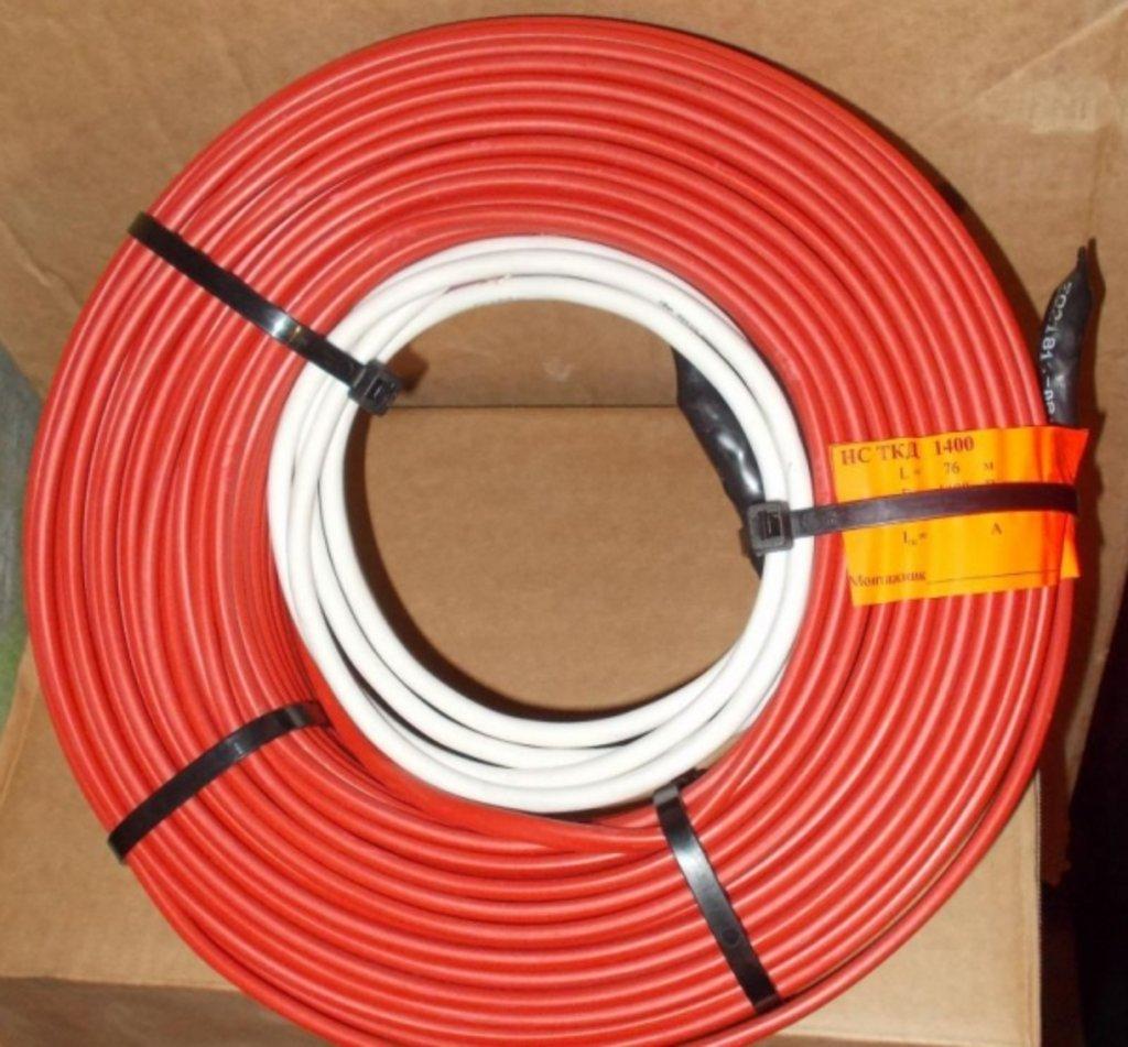 Теплокабель одножильный экранированный греющий кабель (Россия): кабель ТК-1200 в Теплолюкс-К, инженерная компания