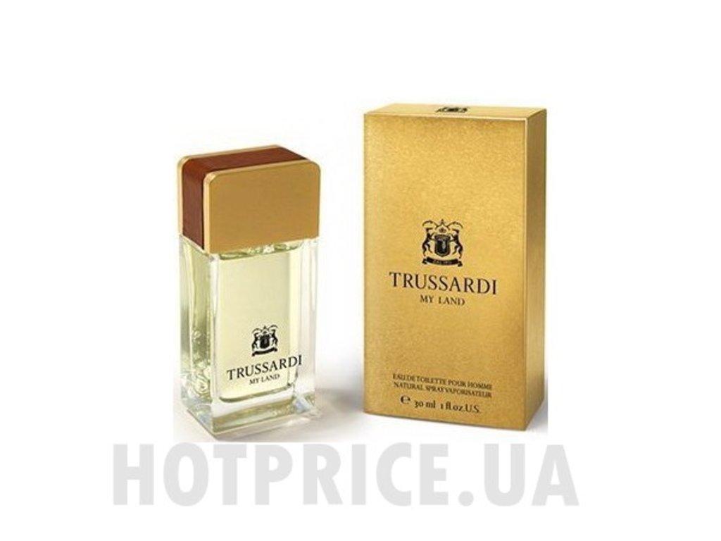 Trussardi: Trussardi My Land edt муж 30   50   100 ml в Элит-парфюм