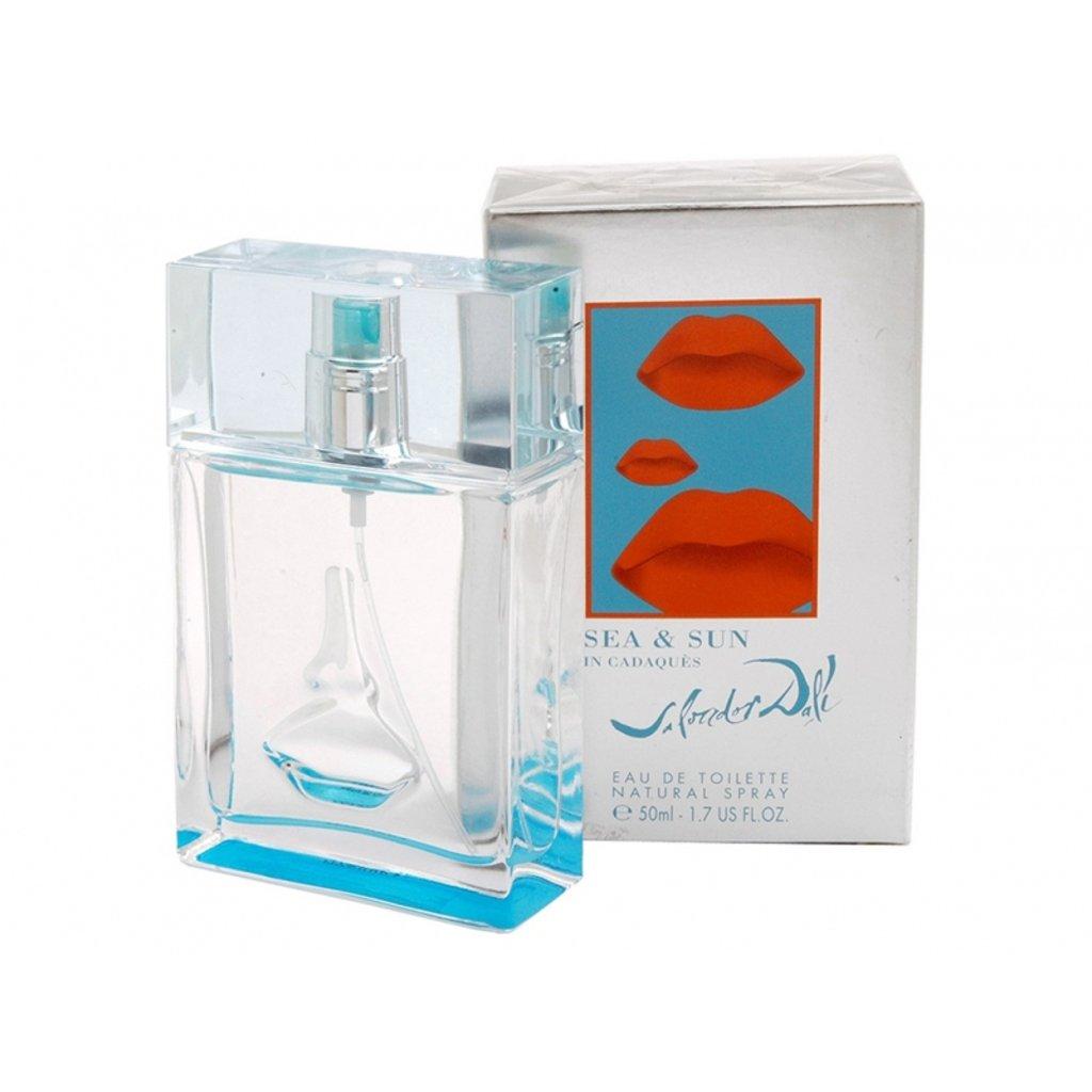Женская туалетная вода Salvador Dali: Salvador Dali Sea & Sun edt ж 50 | 100 ml в Элит-парфюм