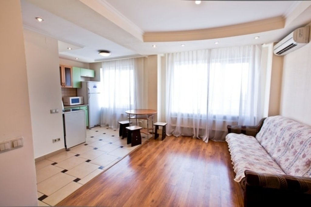 Двухкомнатные квартиры: Двухкомнатная квартира улица Партизана Железняка, 32 в Эдем