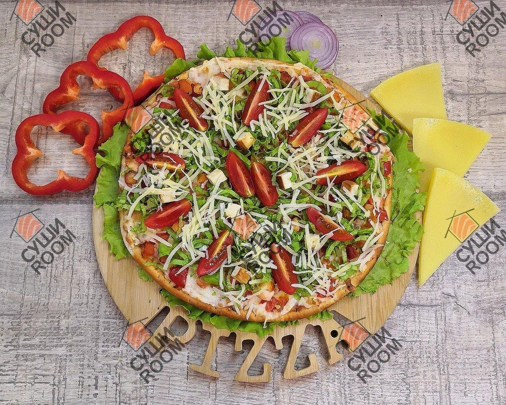 Пицца: Цезарь в Суши Room