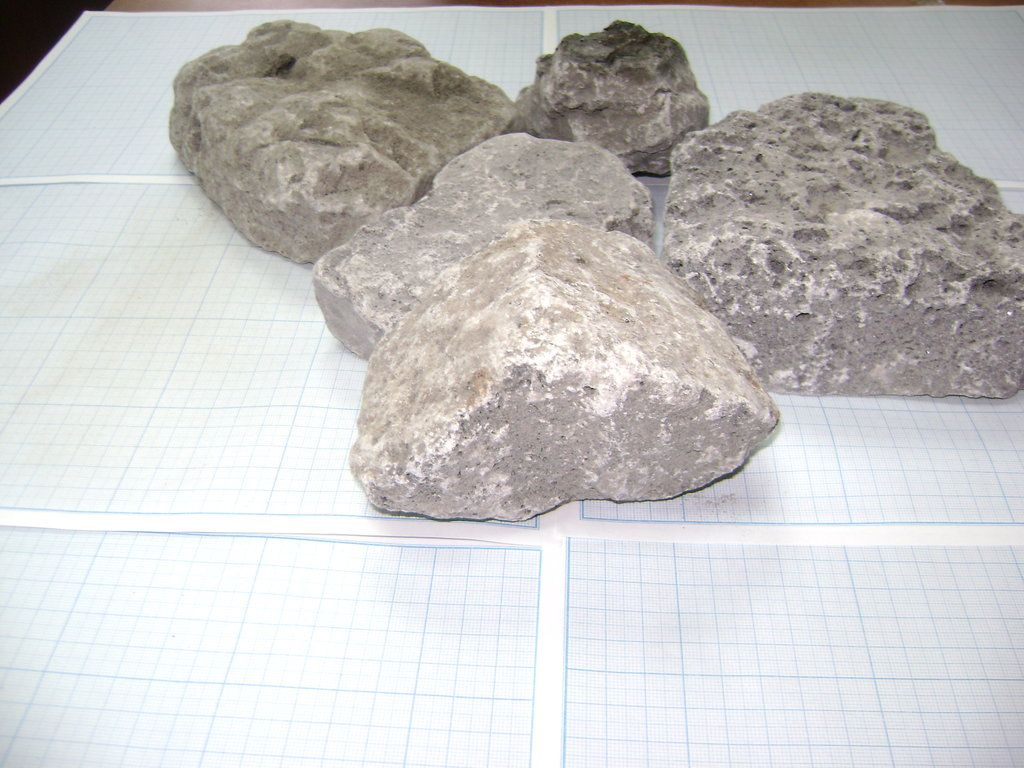 Галька, щебень: Щебень из доменного шлака фр.70-120мм в 100 пудов