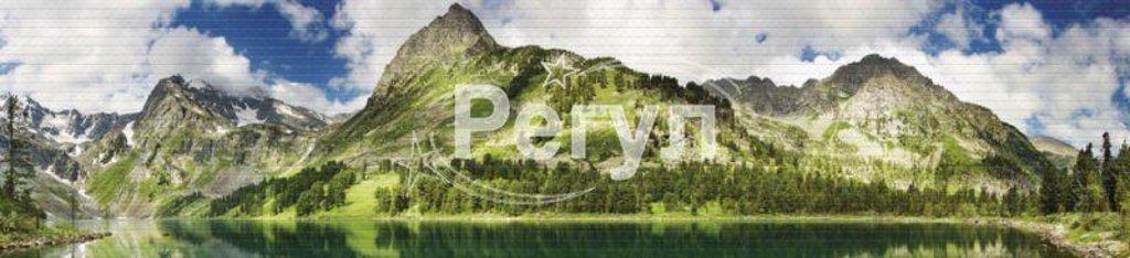 Серия Панно: Панно Горное озеро + салфетки в Мир Потолков