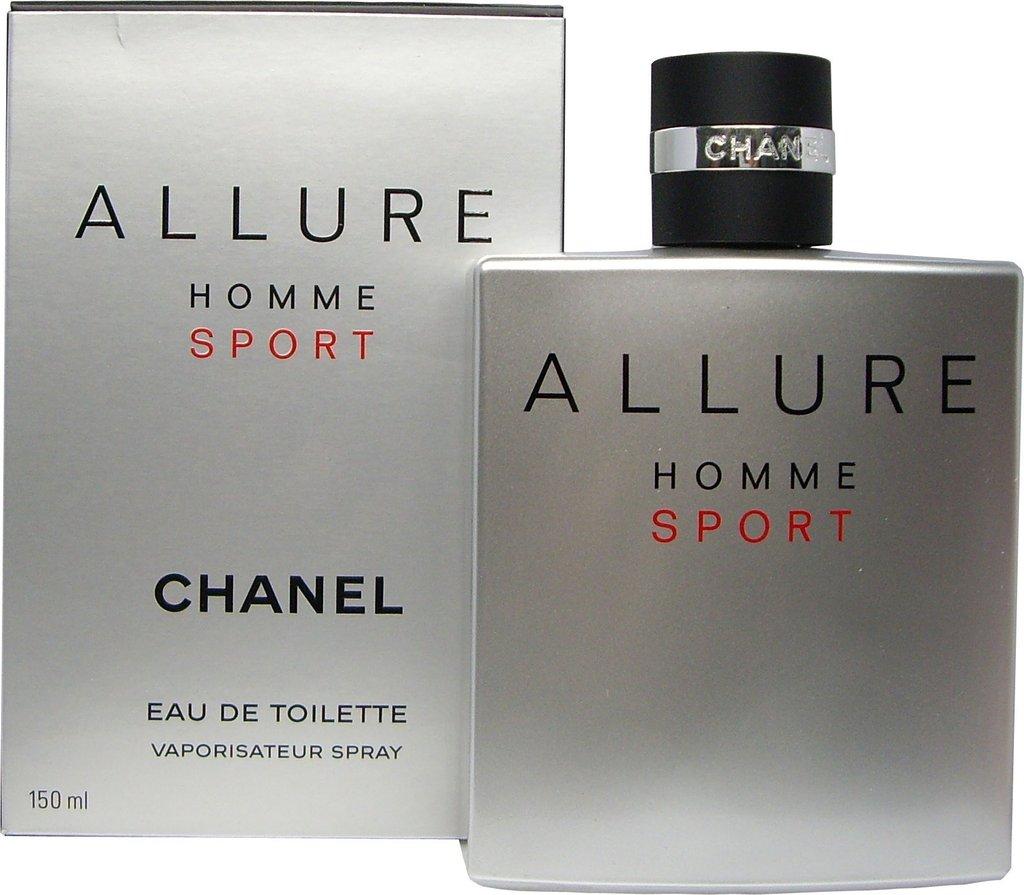 Мужская туалетная вода Chanel: Chanel Allure Homme Sport edt 50 | 100 | 150ml ТЕСТЕР в Элит-парфюм
