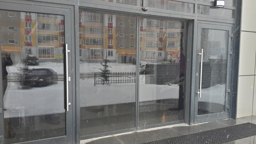 Перегородки для офиса и дома: Автоматические раздвижные двери в Строймода СК, ООО