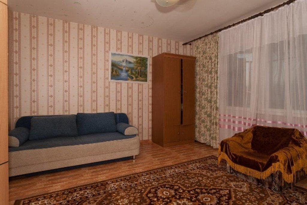 Однокомнатные квартиры: Однокомнатная квартира улица 3 Августа, 22 (Е) в Эдем