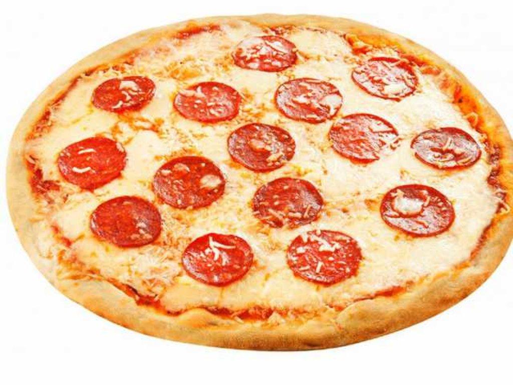 Пицца: Пепперони в СУШИ БАНДА