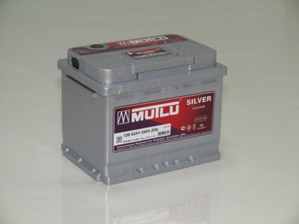 Аккумуляторы автомобильные: MUTLU SILVER 62 А/Ч R в Мир аккумуляторов