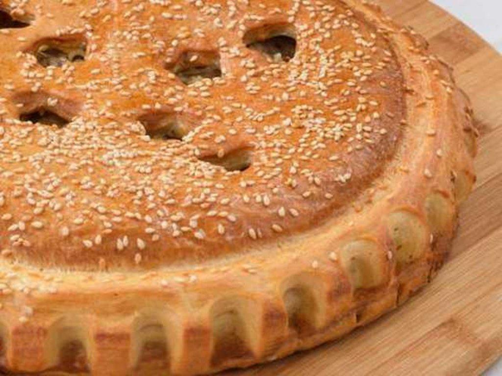 Мясные: Пирог с мясом и сыром в Провиант