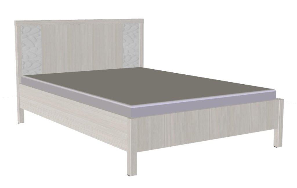 Кровати: Кровать WYSPAA 24 (1200, орт. осн. дерево) в Стильная мебель