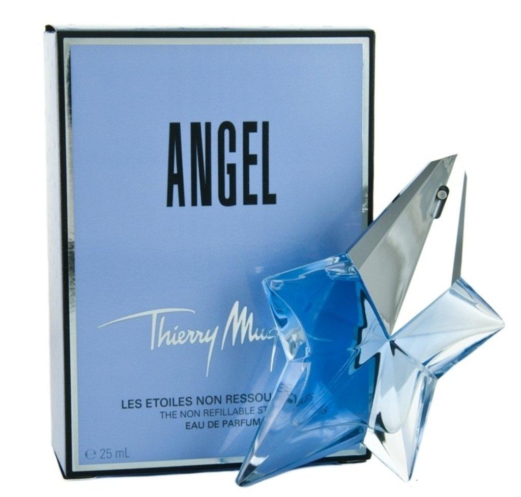 Женская парфюмерная вода Thierry Mugler: Thierry Mugler Angel Парфюмерная вода ж 25 ml в Элит-парфюм