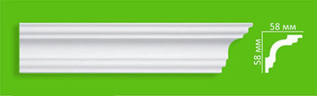 Плинтуса потолочные: Плинтус потолочный Ecoline EK 80 в Мир Потолков