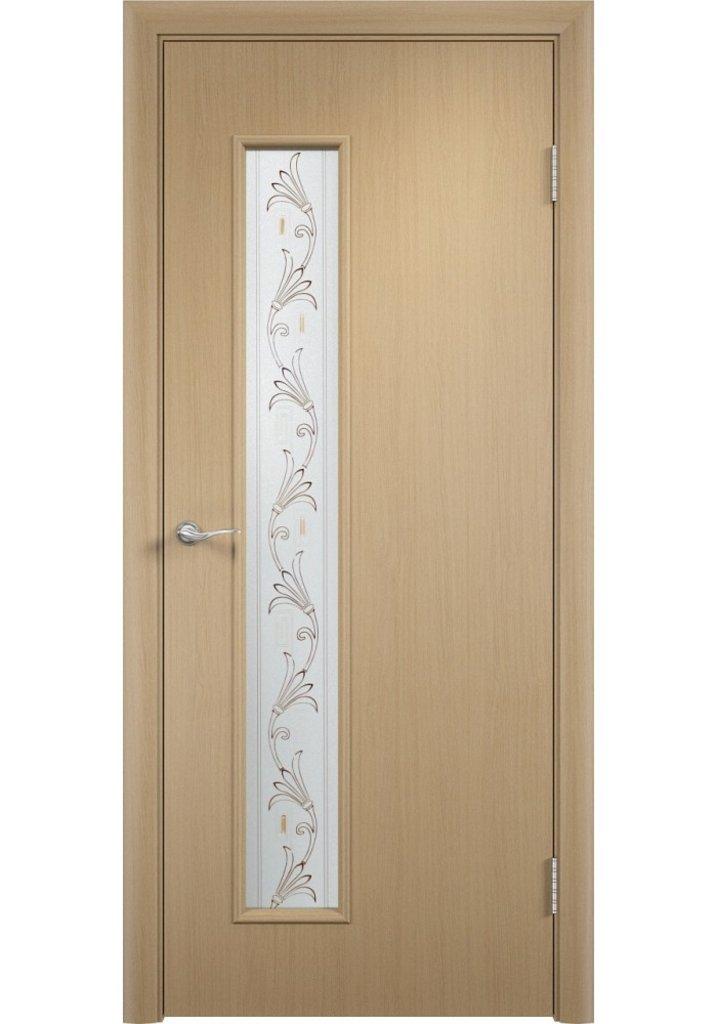 Двери Верда: Дверь межкомнатная С-21 вьюн в Салон дверей Доминго Ноябрьск
