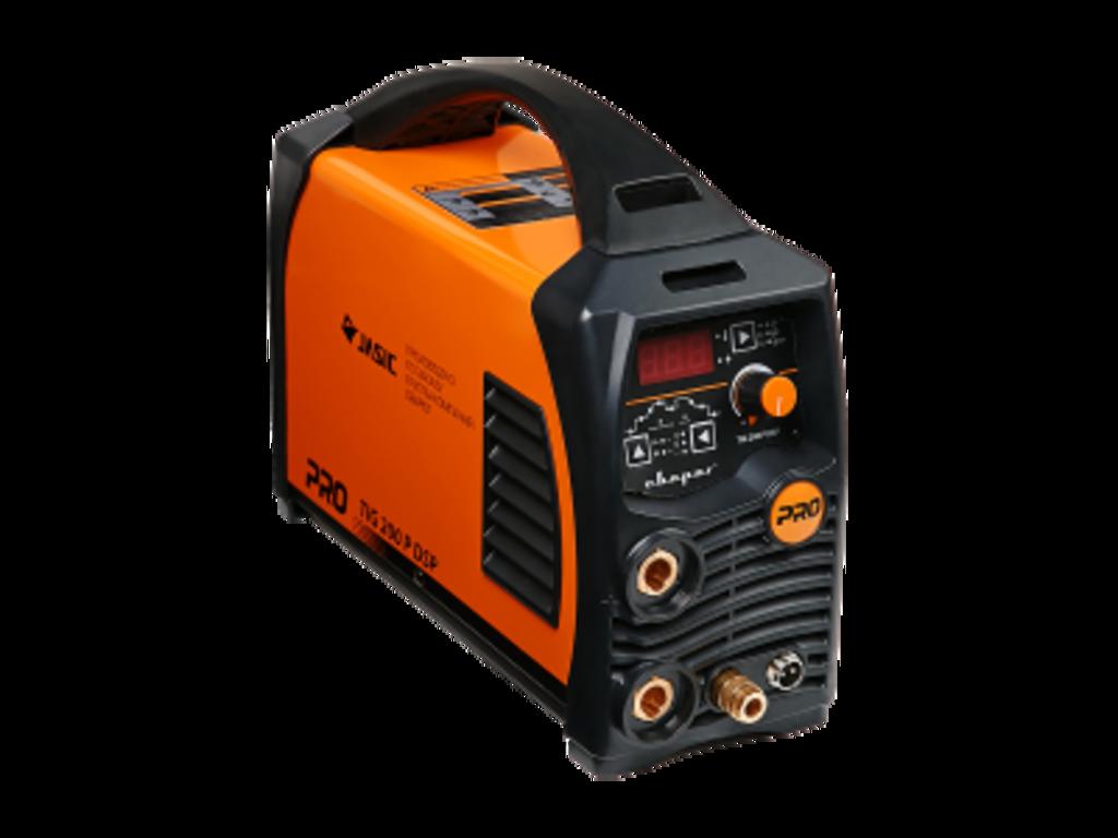 СЕРИЯ  PRO - аппараты предназначены для профессионального использования: PRO TIG 200 P DSP (W212) в РоторСервис, сервисный центр, ИП Ермолаев Д. И.