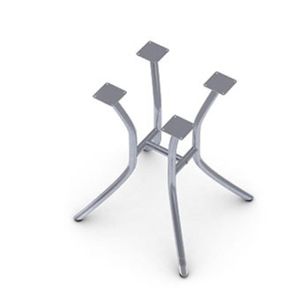 Подстолья для столов.: Подстолье 0014АН (металлик, чёрный, коричневый, золото) в АРТ-МЕБЕЛЬ НН