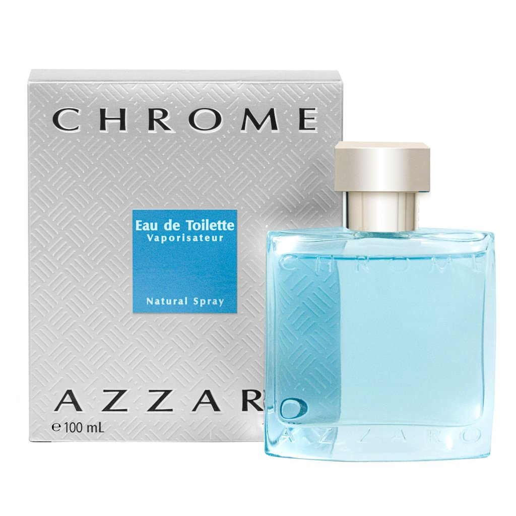 Мужская туалетная вода Azzaro: Azzaro Chrome edt м 50 | 100 | 200ml в Элит-парфюм
