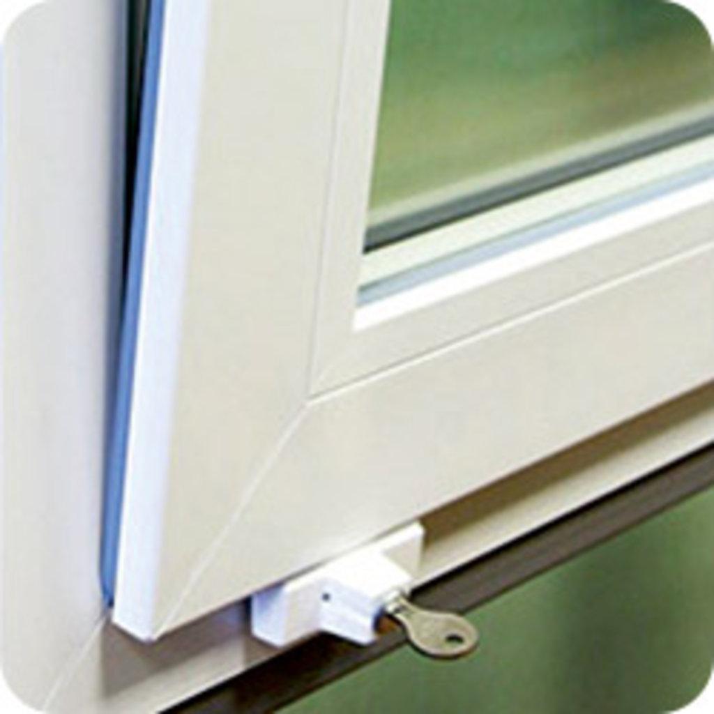 Установка пластиковых окон, дверей ПВХ: замки на окна в ПластЭК