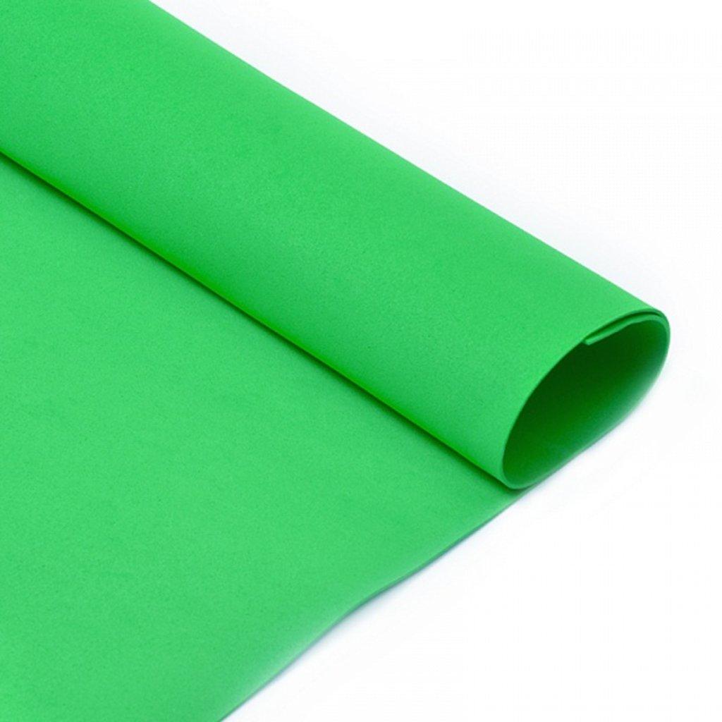 Фоамиран: Фоамиран 1мм 50*50см ярко-зеленый, 1 лист в Шедевр, художественный салон