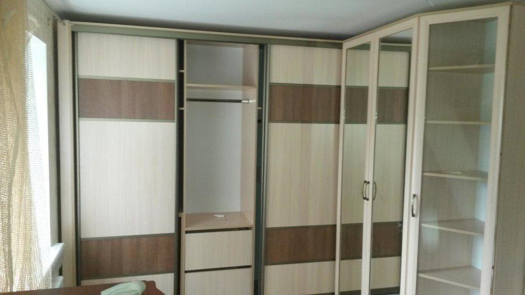 Шкафы-купе: Шкаф-купе 6 в Квадра Мебель