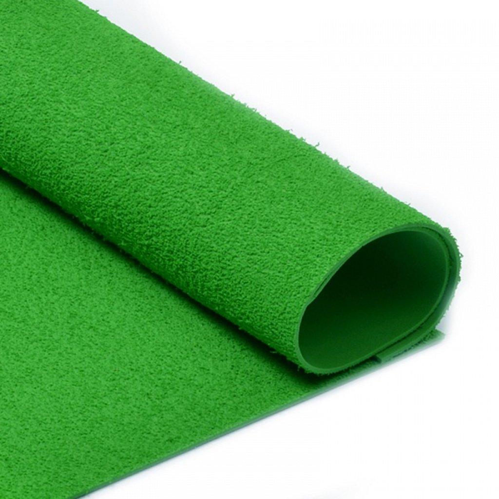 Фоамиран: Фоамиран махровый 2мм 20*30см зелёный, 1 лист в Шедевр, художественный салон
