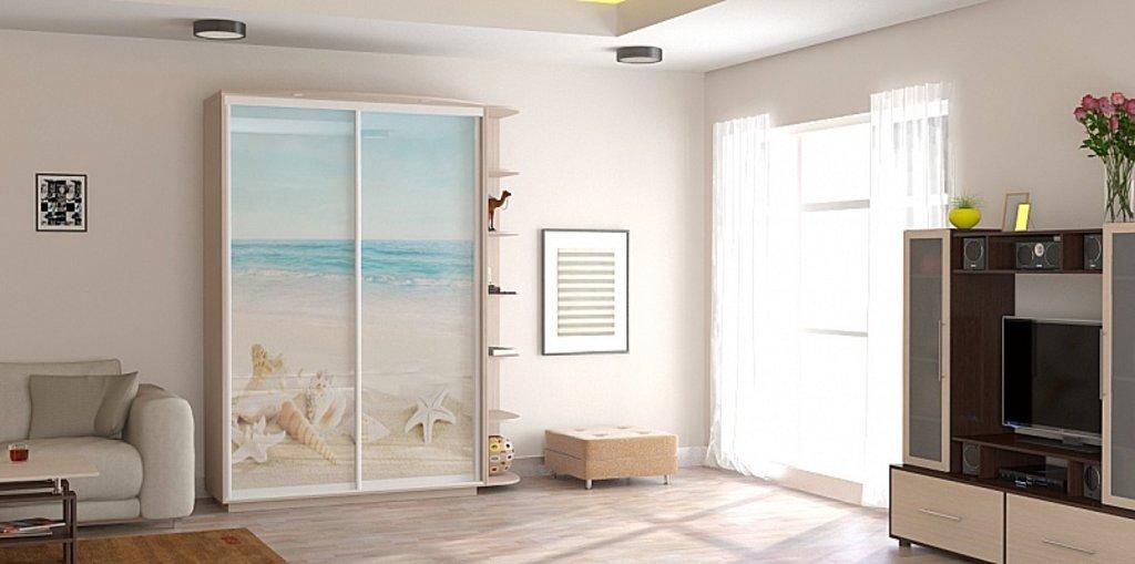 Шкафы купе: Фото ДУО Море в Ваша кухня в Туле