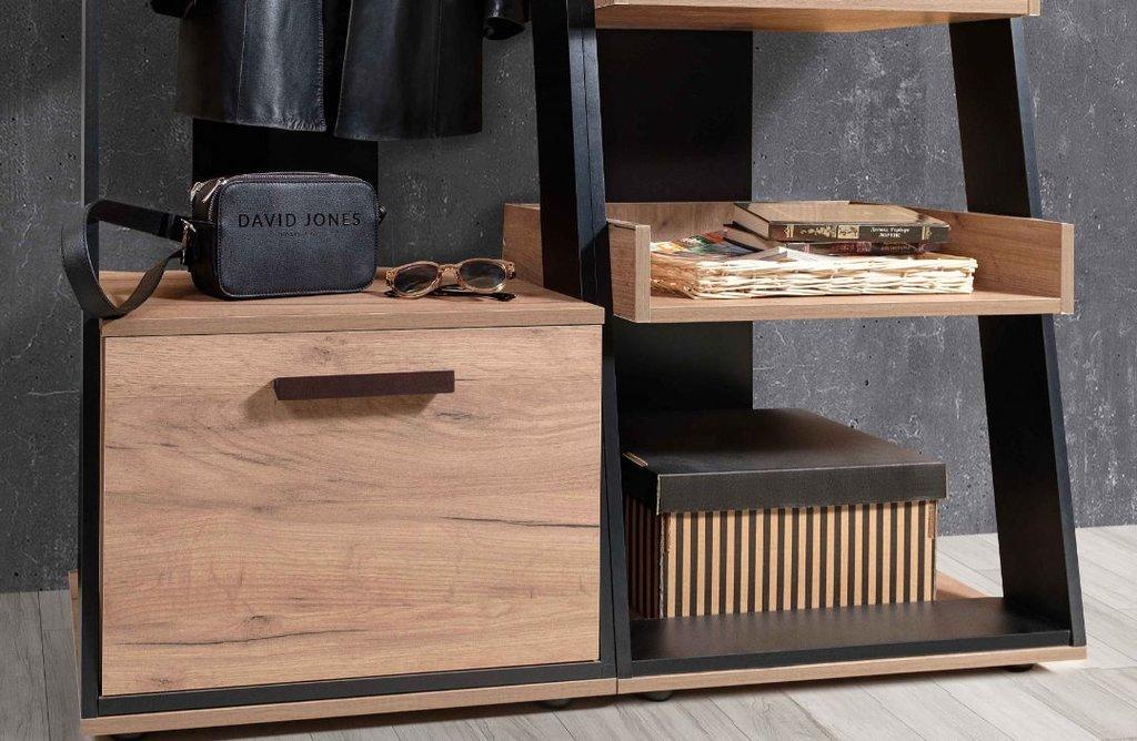 Мебель для прихожих, общее: Вешалка Nature 77 в Стильная мебель