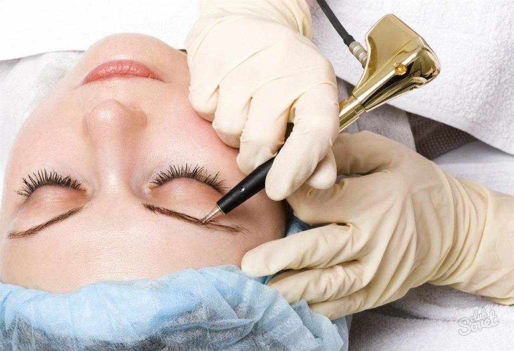 Косметологические услуги: Татуаж бровей в Косметический кабинет