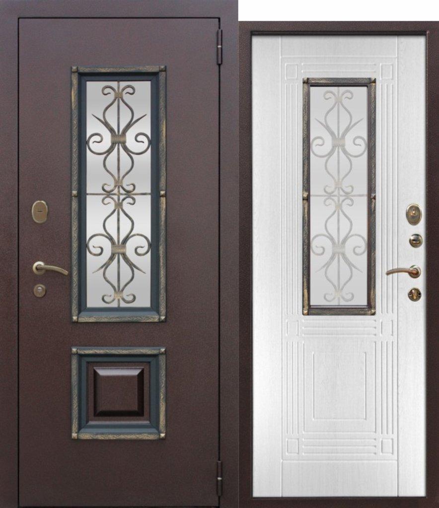 Двери завода Феррони: Венеция Белый ясень в Модуль Плюс