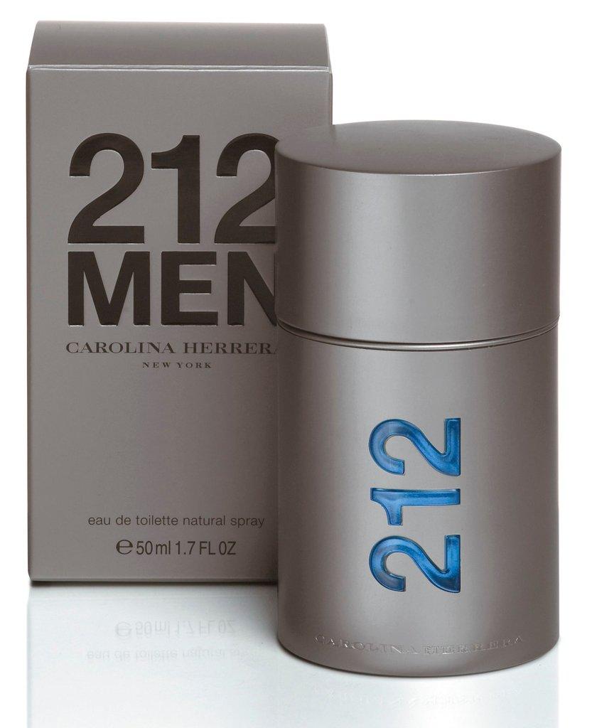 Carolina Herrera: Carolina Herrera 212 edt 30   50   100 ml в Элит-парфюм