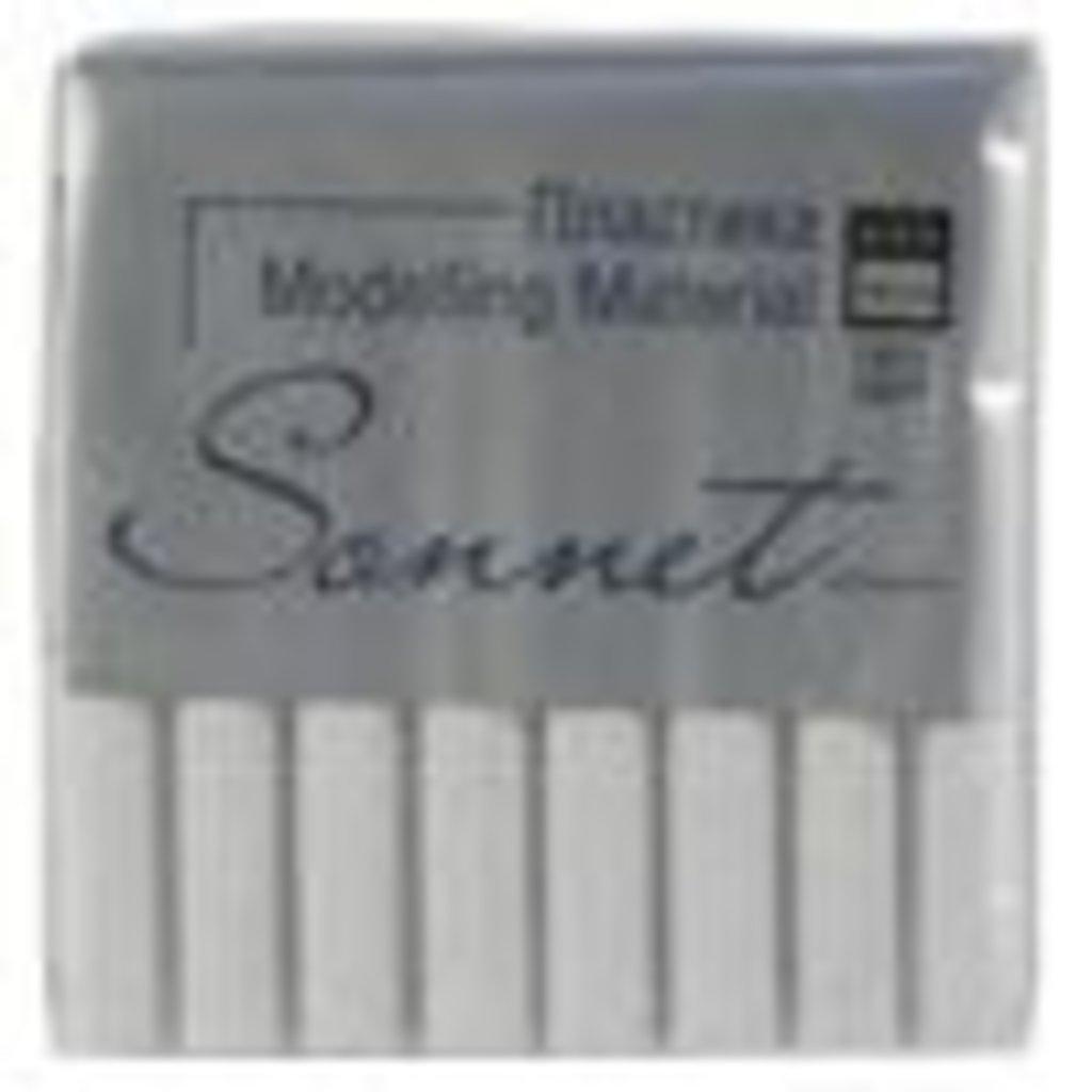 """Sonnet пластика цветная с блёстками: Пластика """"Sonnet"""" белый с блестками 56гр в Шедевр, художественный салон"""
