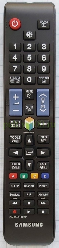 SAMSUNG: Пульт SAMSUNG BN59-01178F ( LCD SMART ) оригинал в A-Центр Пульты ДУ