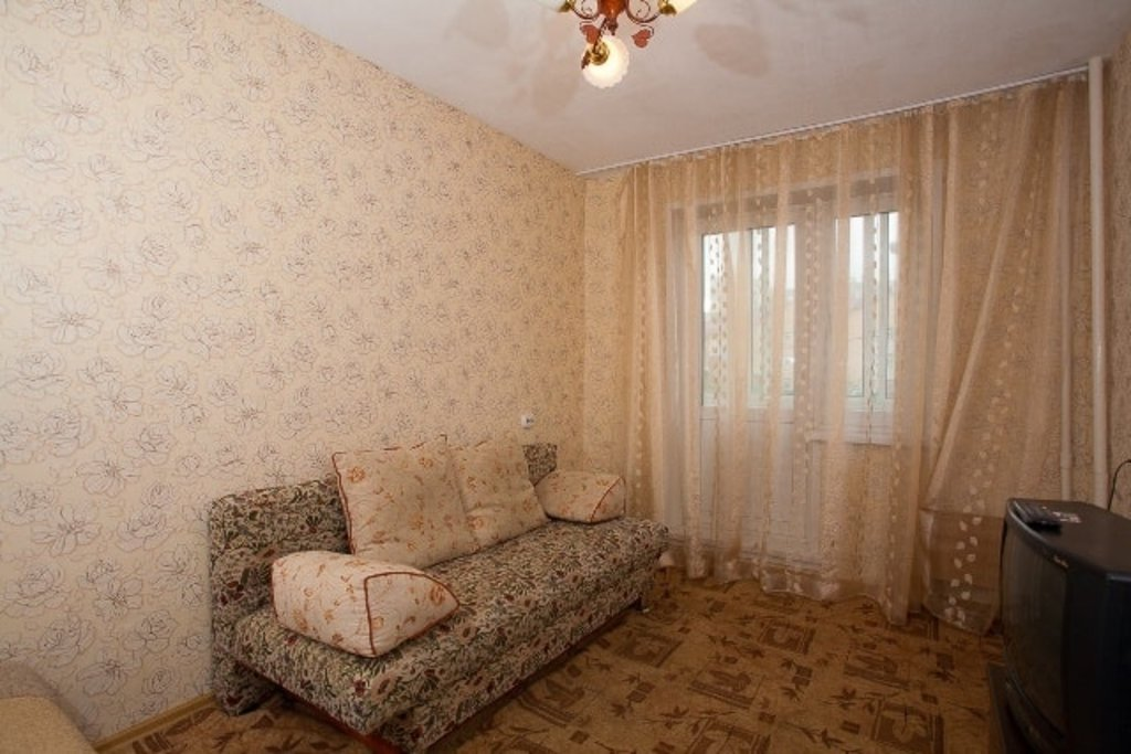 Однокомнатные квартиры: Однокомнатная квартира улица Батурина, 19 в Эдем