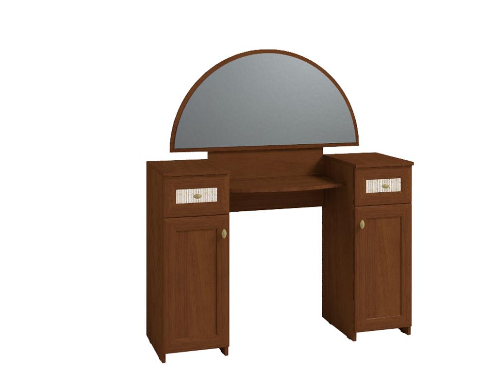 Туалетные столики и консоли: Стол туалетный Милана 2 в Стильная мебель