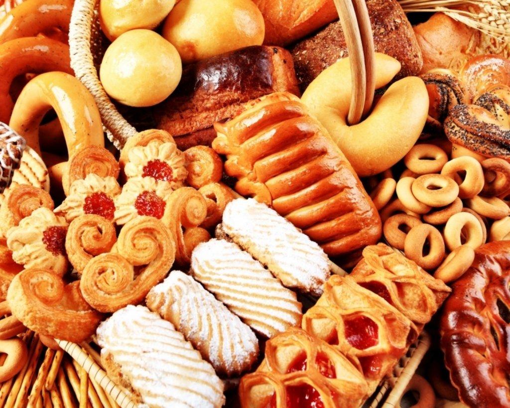 Меню: Выпечка в Тортинка'фе, кафе, булочная-кондитерская