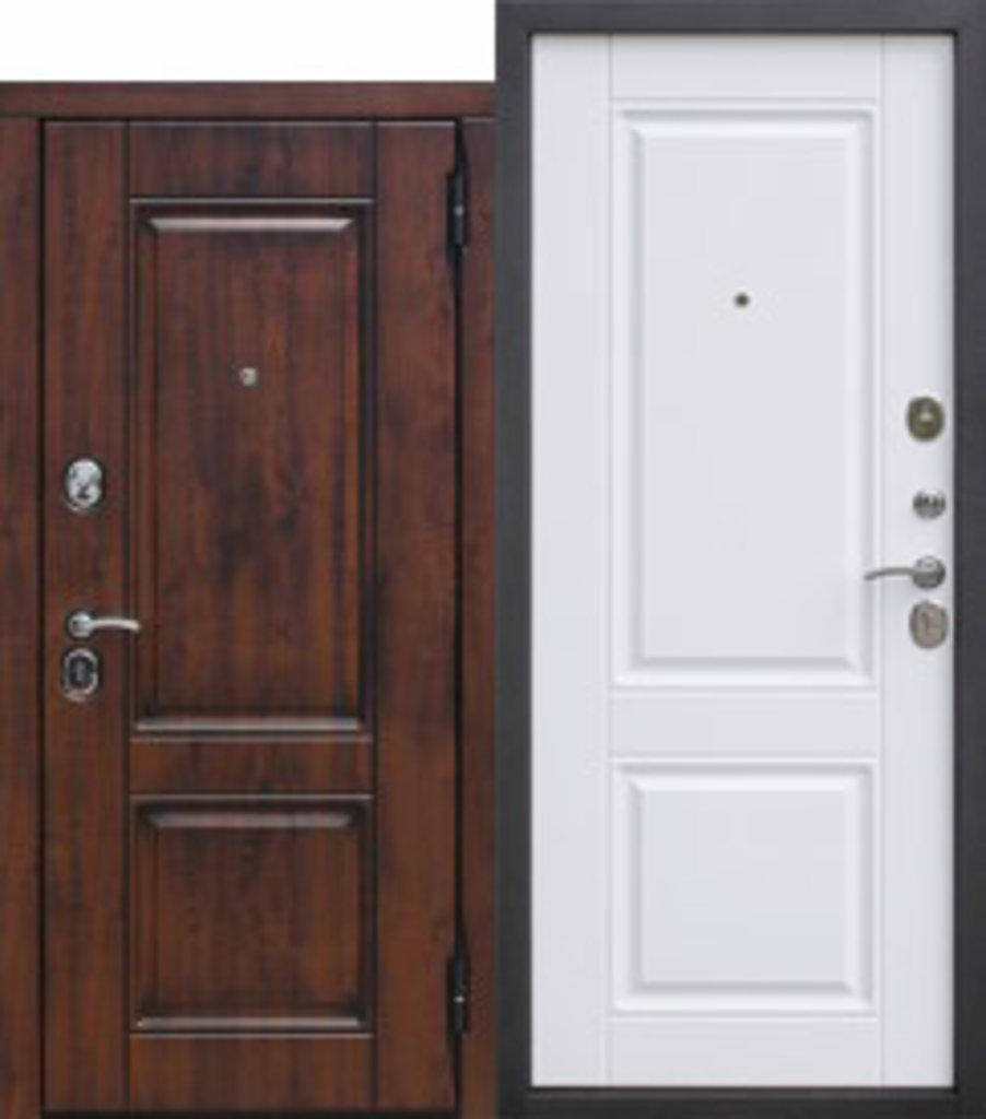 Двери завода Феррони: 9,5 см ВЕНА Винорит МДФ/МДФ в Модуль Плюс
