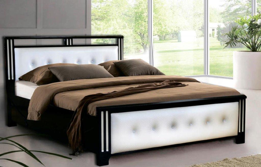 Кровати: Кровать АНАБЕЛЬ-11 (1600) в Ваша кухня в Туле