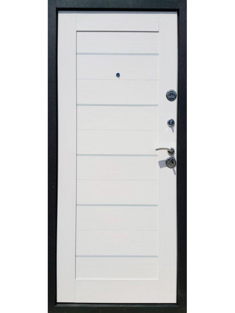 Двери серии Стандарт: ЭКО 7Х Белёный Дуб в Модуль Плюс