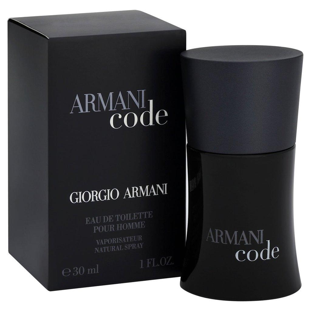 Мужская туалетная вода Armani: Armani Code edt м 20   30   75ml ТЕСТЕР в Элит-парфюм