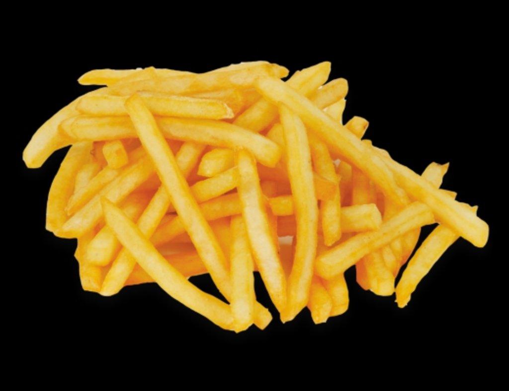 Горячие блюда: Картофель фри в ХИТО СУШИ