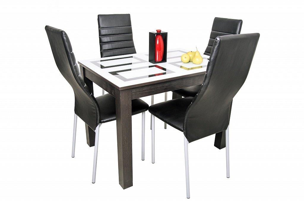 Обеденные группы.: Комплект Рив №1 + стулья. в АРТ-МЕБЕЛЬ НН