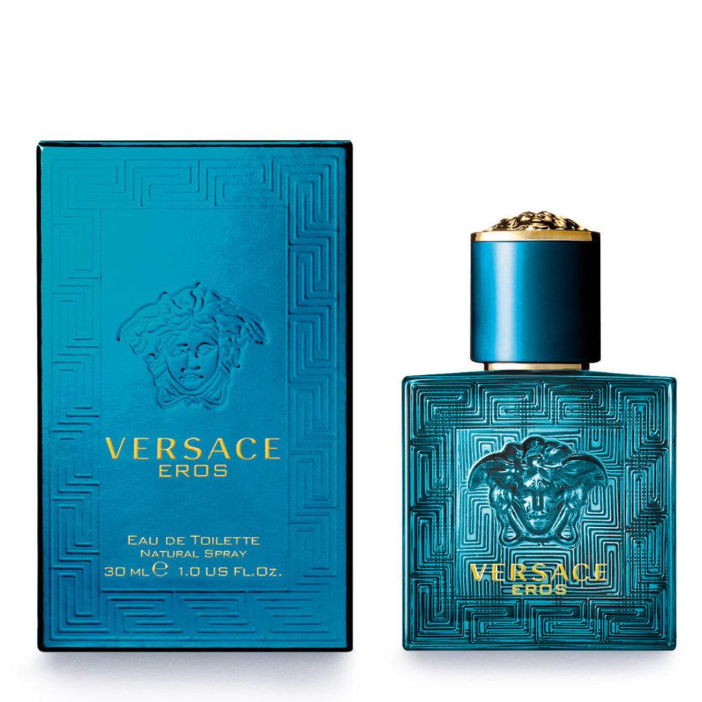 Versace: Versace Eros edt м 30 | 50 | 100 ml в Элит-парфюм