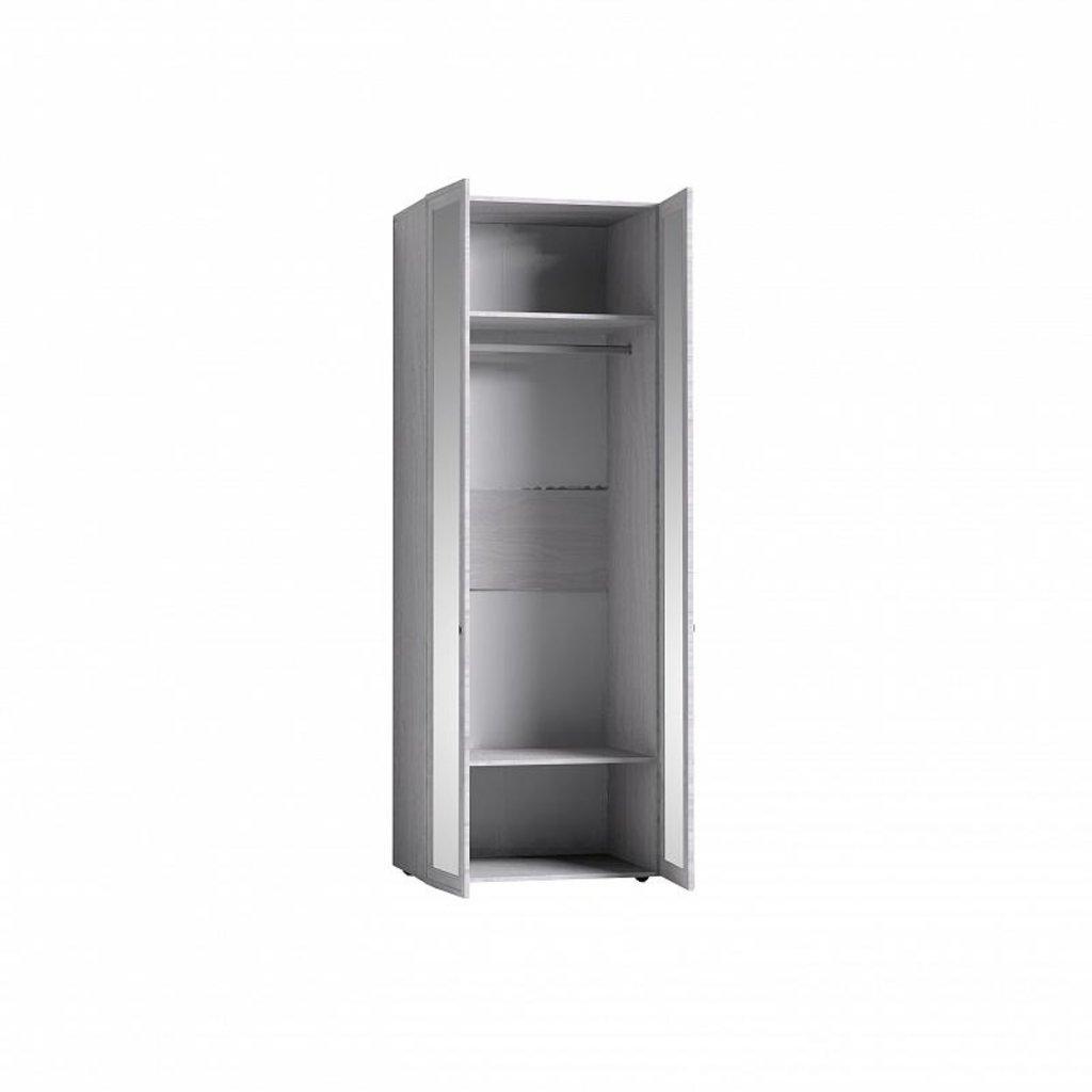 Шкафы для одежды и белья: Шкаф для одежды PAOLA 54 патина (Зеркало+Зеркало) в Стильная мебель
