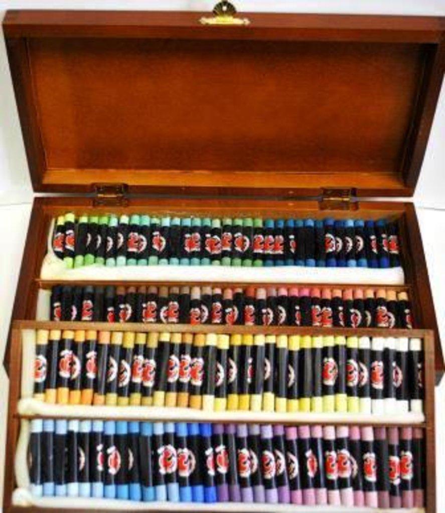 Сухая пастель: Пастель 130 цветов в Шедевр, художественный салон