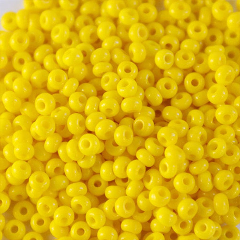Бисер Preciosa 50гр.Ассорти(Сток)Чехия: Бисер Preciosa Ассорти 50гр(10/0 желтый 14) в Редиант-НК