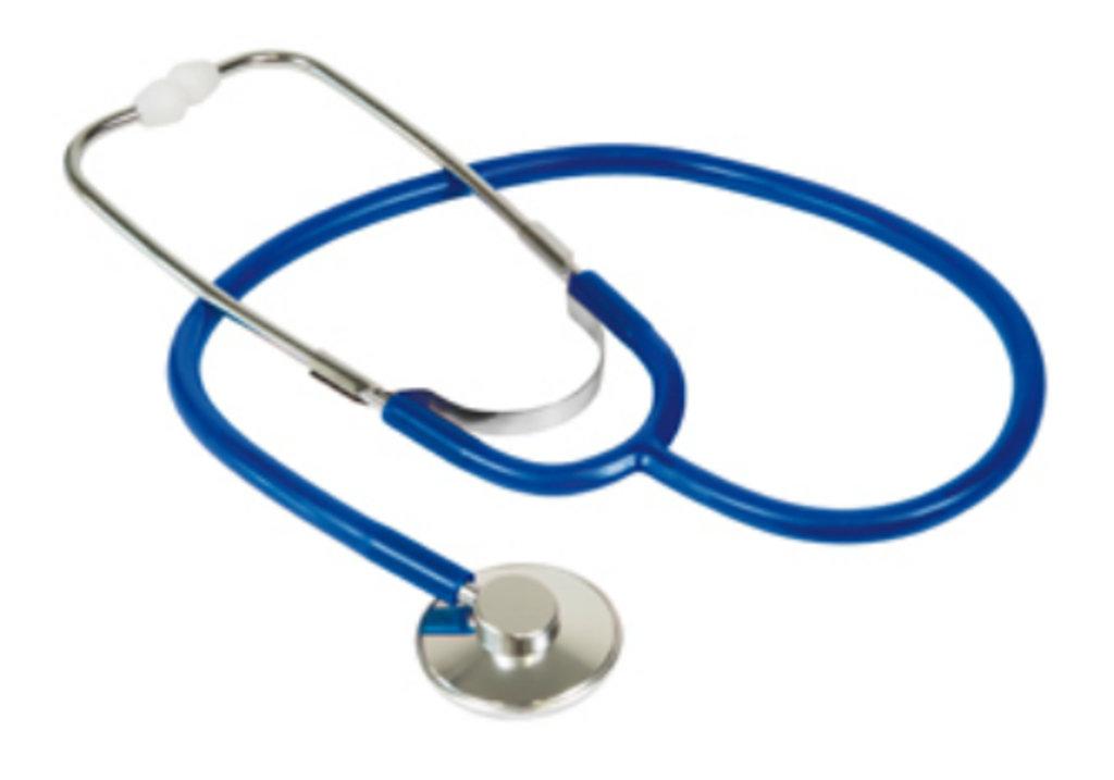 Стетоскопы: Стетоскоп KaWe Single (синий) 06.10300.032 в Техномед, ООО