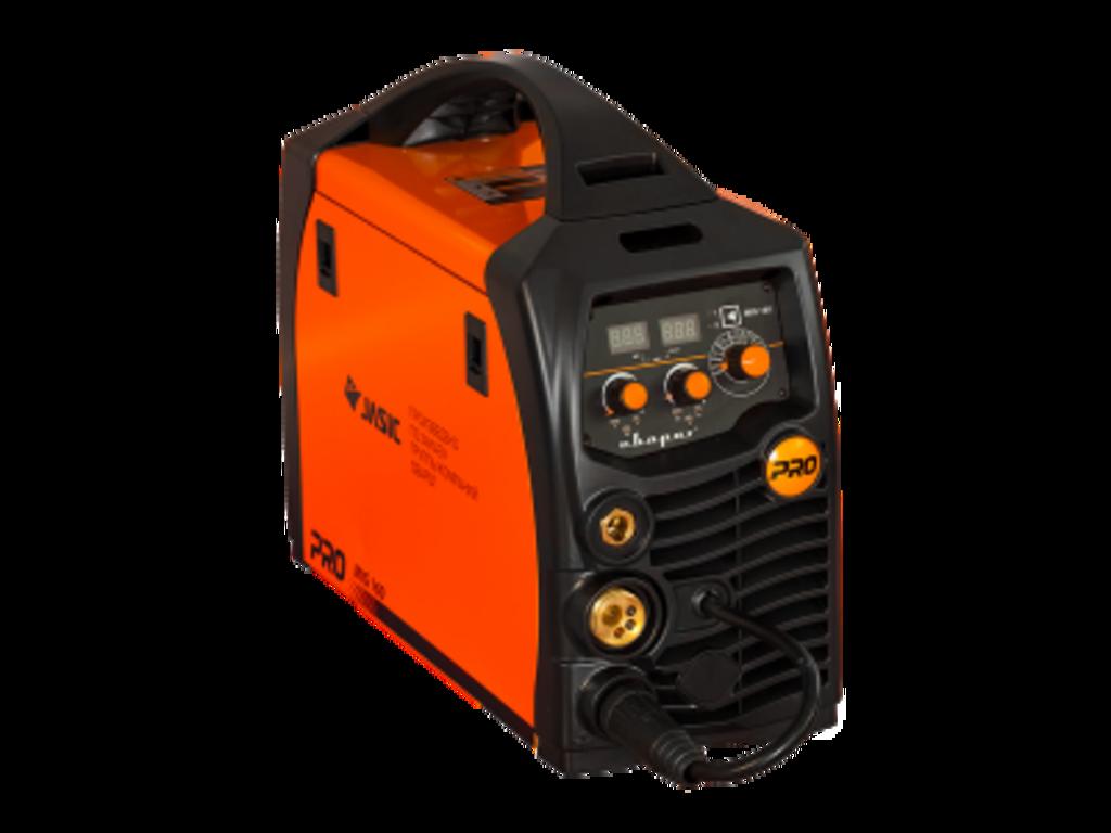 СЕРИЯ  PRO - аппараты предназначены для профессионального использования.: PRO MIG 160 SYNERGY  (N227) в РоторСервис, сервисный центр, ИП Ермолаев Д. И.
